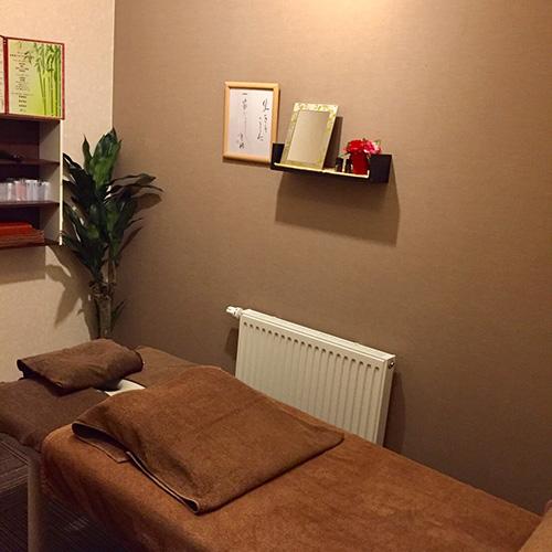安心の個室完備のイメージ